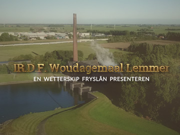 Virtual Reality App voor Woudagemaal